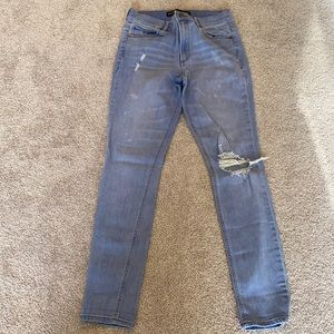 Express Legging High Rise Jeans